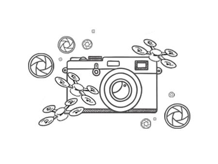 Jak wykonujemy fotografie z drona?