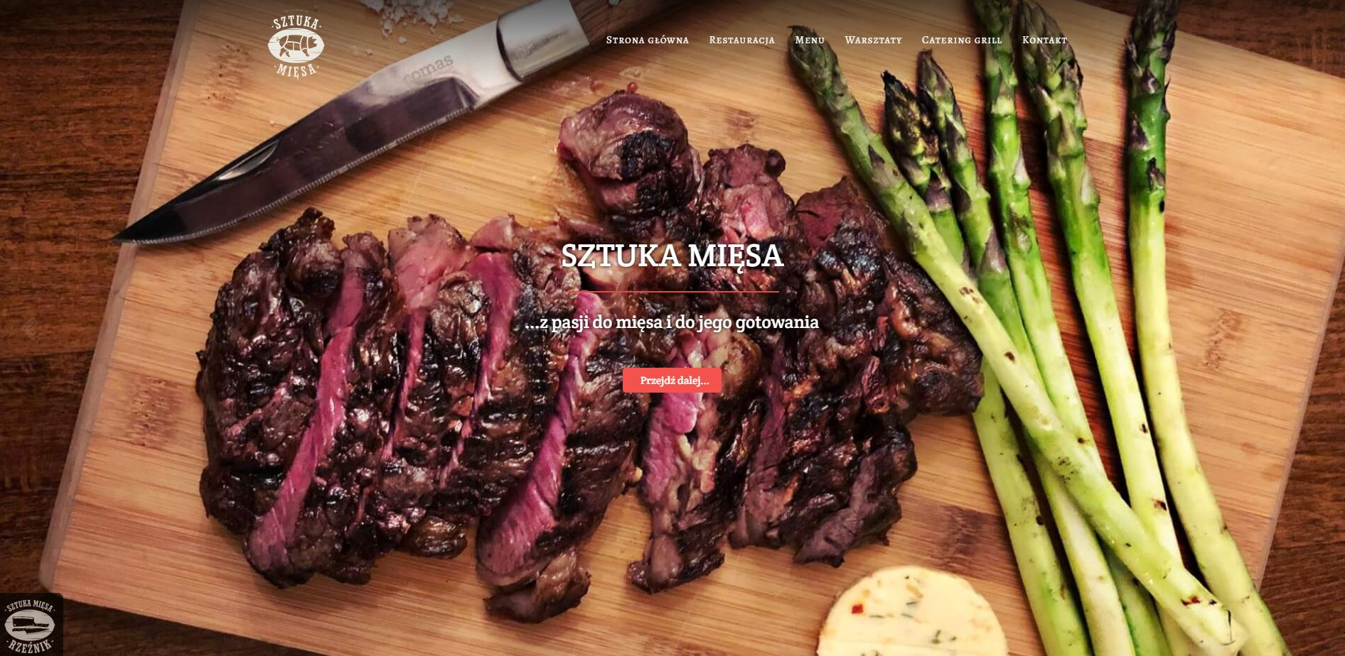 restauracja sztuka mięsa